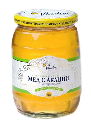 Natural Acacia Honey 920gr