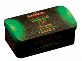 "Caddy Basilur Sencha Tea bags from series ""Specialty Classic "", 20 packs"